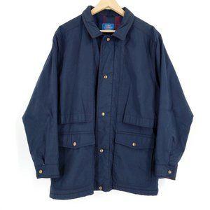 Vintage Pendleton Lobo Wool Plaid Parka Jacket L